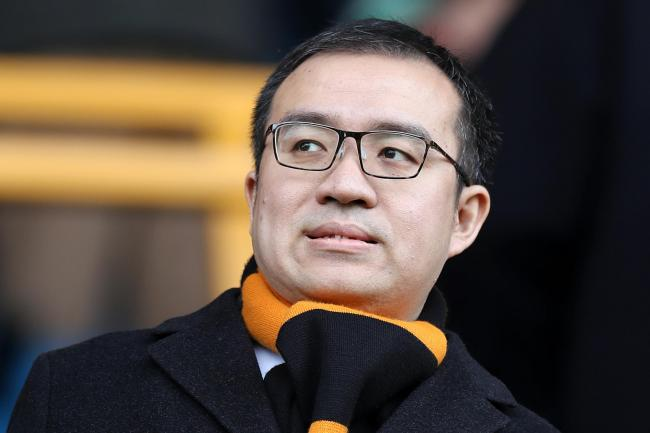 Jeff Shi is unhappy with UEFA's ruling
