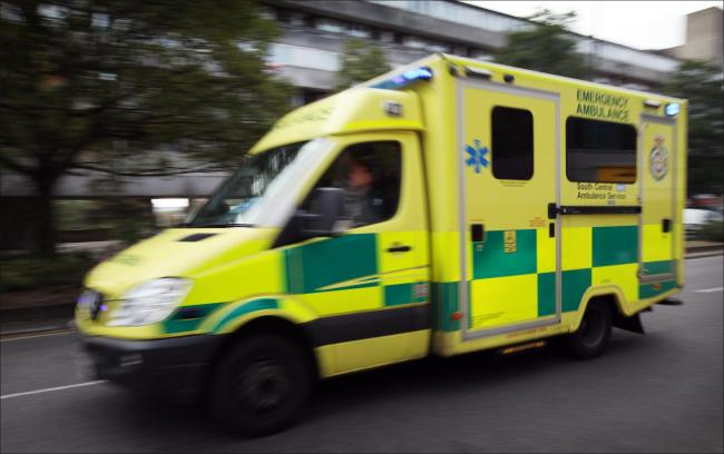 Totton man who assaulted two paramedics failed to turn up to court.