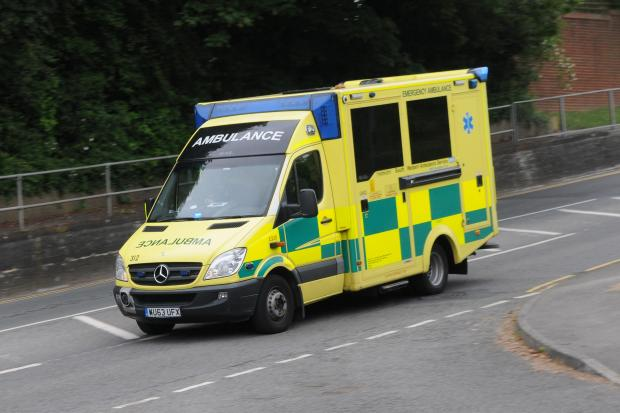 Ambulance stock