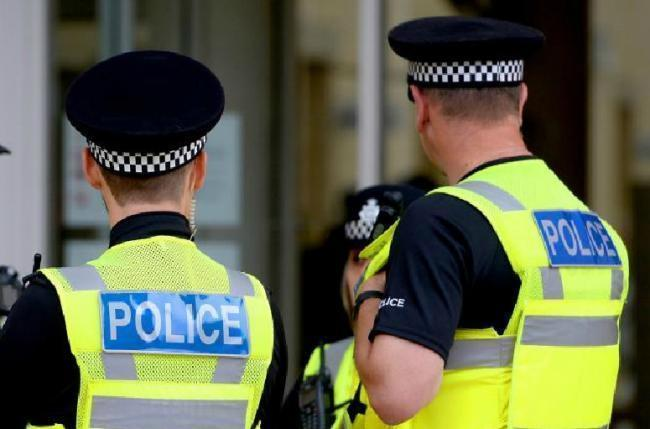 There were 115 cases of police being spat at from March to September