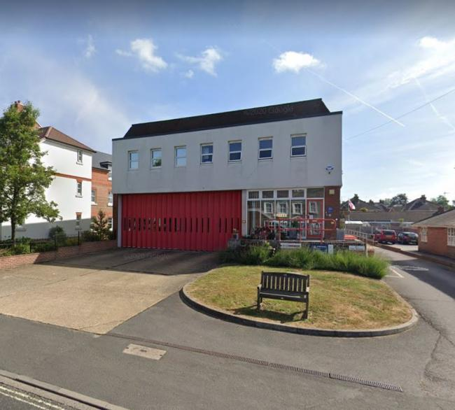 Ringwood Fire Station. Picture: Google Streetview.