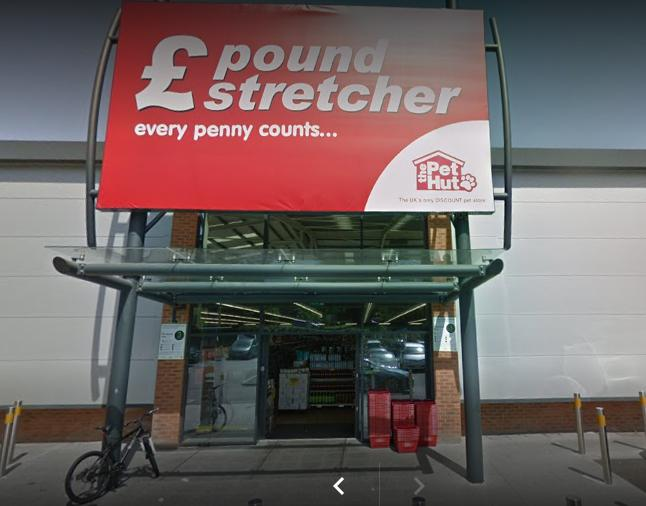 Poundstretcher in Eastleigh. Picture: Google Maps