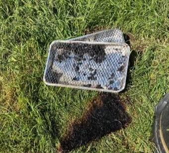 Disposable barbecues have caused several fires in the New Forest in recent weeks