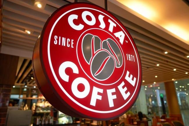Costa Coffee is giving free hot drinks to customers this week, as it prepares to reopen 2,000 stores by the end of July (Photo: Shutterstock)