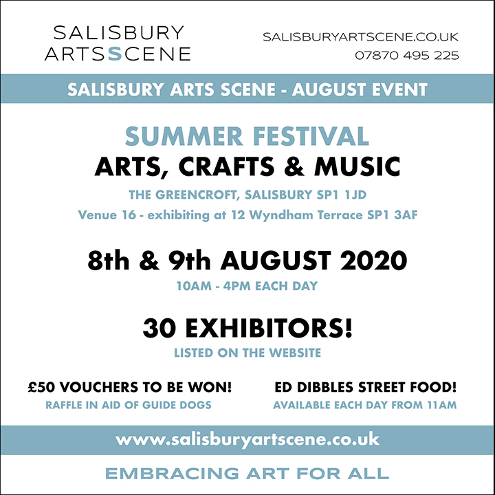 SALISBURY ARTS SCENE - SUMMER ARTS, CRAFTS & MUSIC FESTIVAL