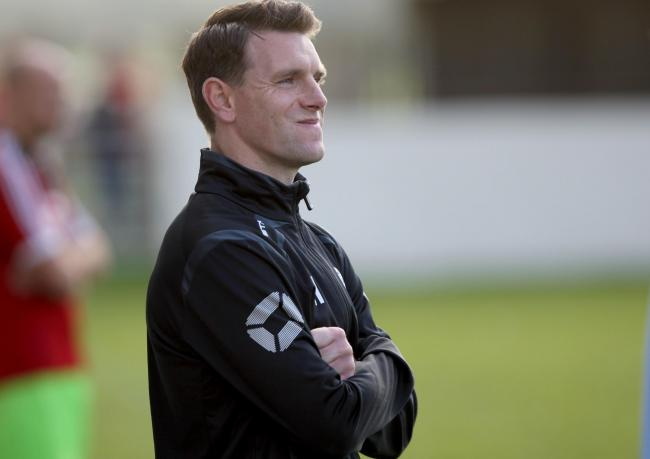 AFC Totton boss Glenn Howes (Picture: Corin Messer)