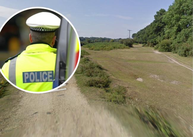 Police launch manhunt after woman sexually assaulted in woods near Row Down, Blackfield