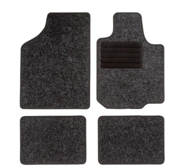 New Forest Post: Ultimate Speed Car Mat Set. (Lidl)