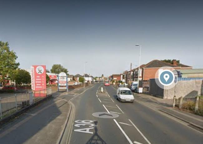Commercial Road, Totton., Picture: Google.