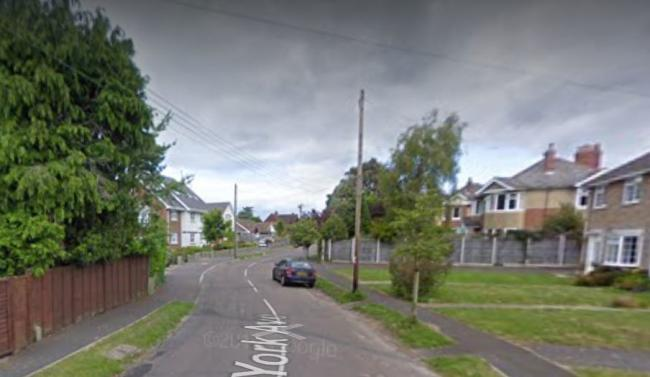 York Avenue, New Milton. Picture: Google Streetview.