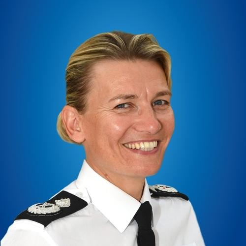 New Forest Post: Sara Glen deputy chief constable of Hampshire police