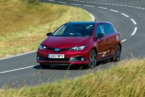 THE AURIS HAS BEEN REFRESHED FOR 2018