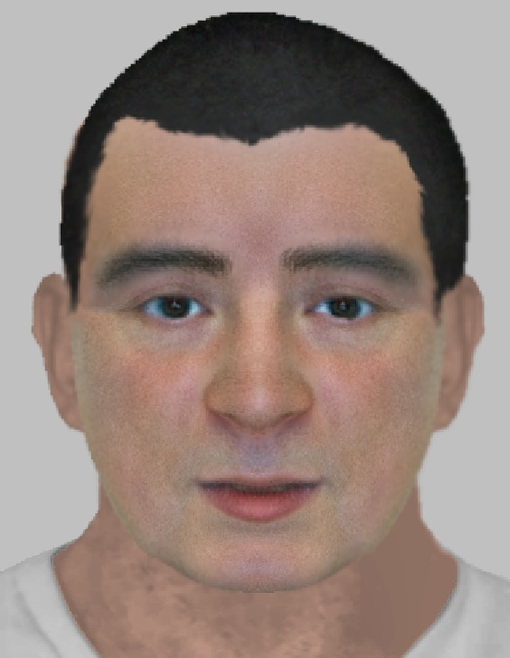 The efit of a man police would like to speak to following a sexual assault in Hightown Gardens.