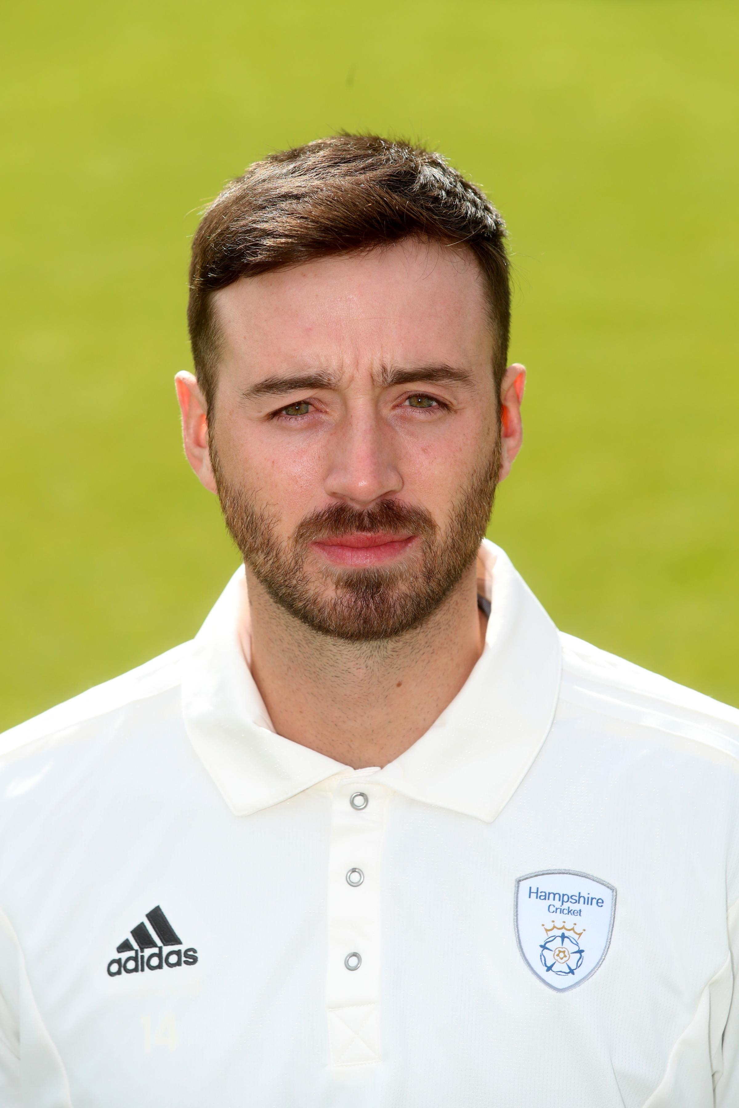 Centuries for Vince and Northeast in big Hampshire total